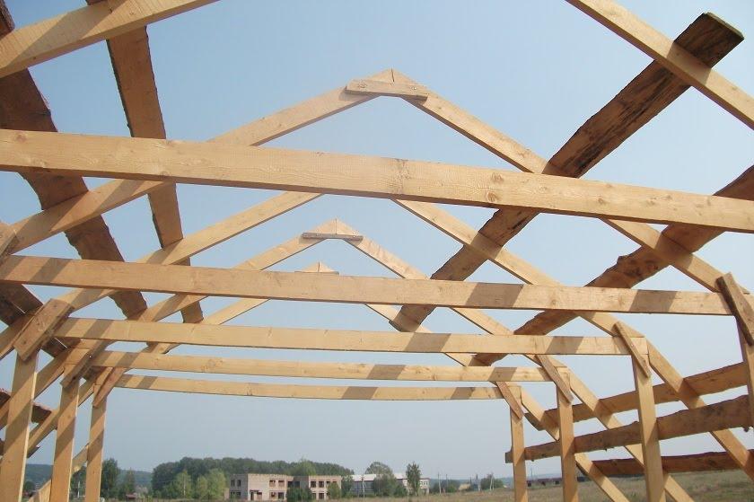 Построить мансардную крышу своими руками фото